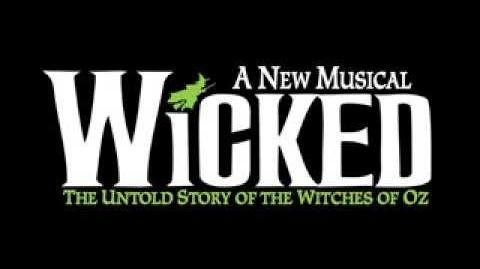 Wicked - For Good