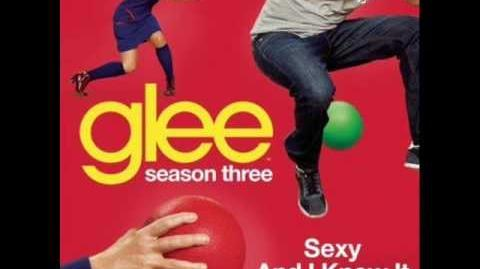 Glee - Sexy and I Know It - Full HQ Studio