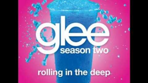 Rolling In The Deep - Glee (Full song)