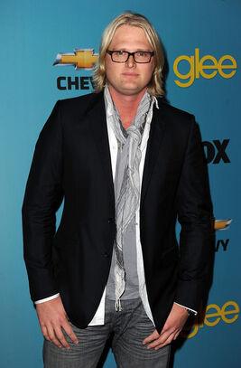 Fox Glee Spring Premiere Soiree Arrivals 0QA7oexZd5hl
