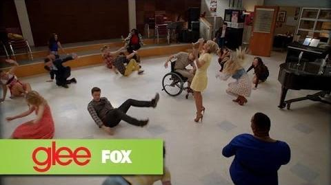 "Full Performance of ""Raise Your Glass"" from ""100"" GLEE-1"