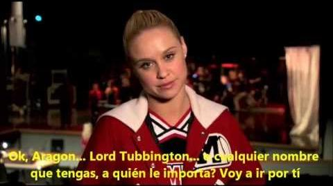 Glee - Lord Tubbington Exposed HD (Subtitulado)
