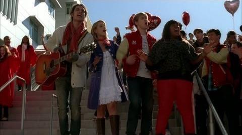 Glee - Stereo Hearts