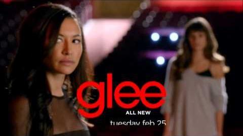 Glee Promo 509 'Frenemies' AI spot 2