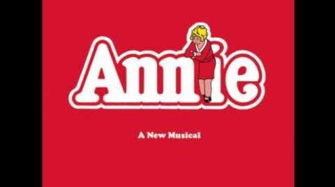 8- N.Y.C.- Annie- Original Broadway Cast