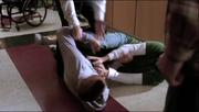 Finn y Puck peleando Wheels