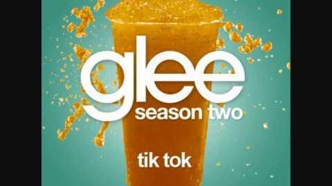 Glee Cast - Tik Tok-0