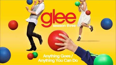 Glee Cast - Anything Goes Anything You Can Do