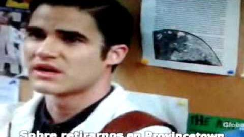 "Blaine-glee""the role were you born to play""(sub"
