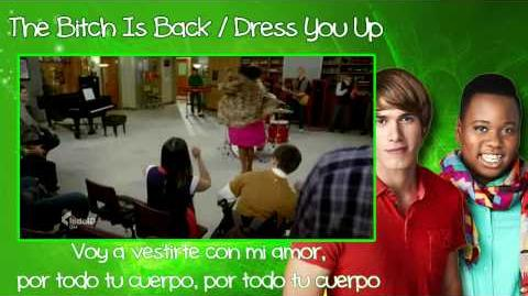 Glee - The Bitch Is Back Dress You Up