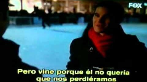 "Klaine-""glee actually"" sub"