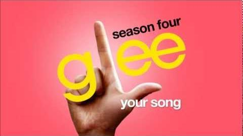 Your Song - Glee Cast HD FULL STUDIO-0