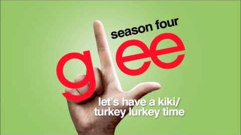 Let's Have A Kiki Turkey Lurkey Time - Glee HD Full Studio-0