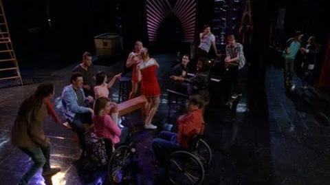 GLEE - My Love Is Your Love (Full Performance) (Official Music Video) HD