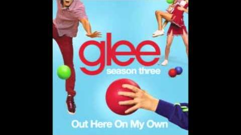 Glee - Out Here On My Own Season 3 Episode 3 Asian F