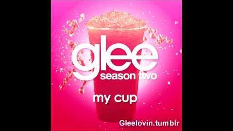 My Cup - Glee (Audio)