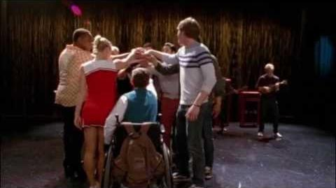 Glee - Outcast