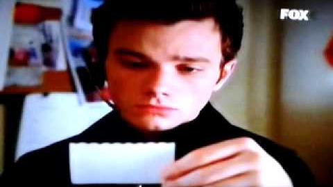 "Glee-Klaine-The Break-Up ""Please forgive me"" (sub"