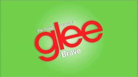 Glee Cast - Brave