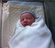 Elijah, Heather's baby