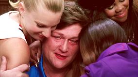 Glee episodio Choke