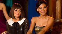 Santana y Rachel Frenemies