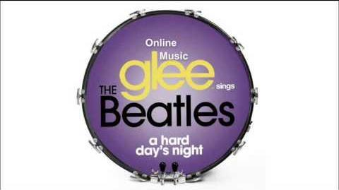 A Hard Day's Night - Glee HD Full Studio-0