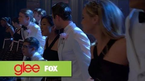 """Full Performance of """"I Still Haven't Found What I'm Looking For"""" from """"City Of Angels"""" GLEE-0"""