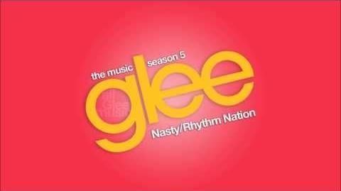 Glee Cast- Nasty Rhythm Nation