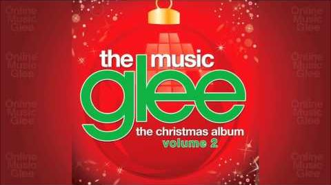 Glee Cast - Blue Christmas-0