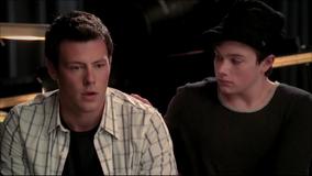 Finn y Kurt Ballad