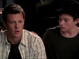 Relación:Kurt y Finn