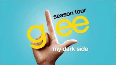 My Dark Side - Glee HD Full Studio-1