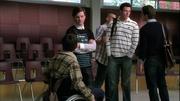 Kurt, Artie, Finn, Puck y Will en Vitamin D