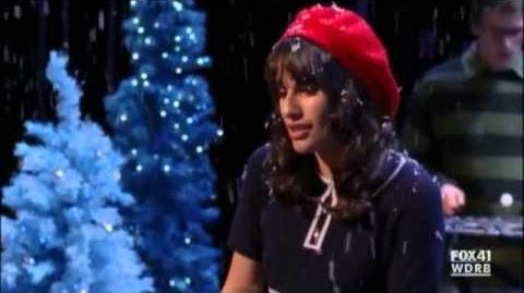 Glee - Merry Christmas Darling ( full performances )