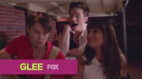 "GLEE Full Performance of ""Home"" from ""Homecoming"""