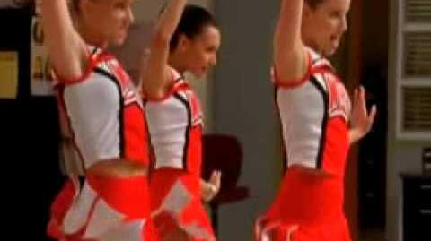 Glee - I Say a Little Prayer (Performance Extended)