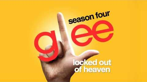 Locked Out Of Heaven - Glee Cast HD FULL STUDIO