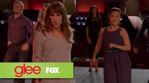 "Full Performance of ""Every Breath You Take"" from ""Frenemies"" GLEE"