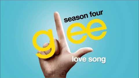 Love Song - Glee HD Full Studio-0
