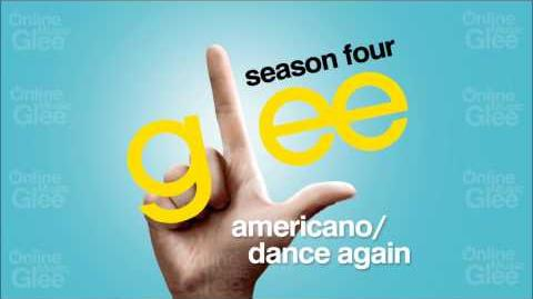 Americano Dance Again - Glee HD Full Studio