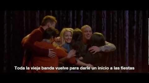 "Glee 4x08 ""Thanksgiving"" - PROMO Subtitulos Español HD"