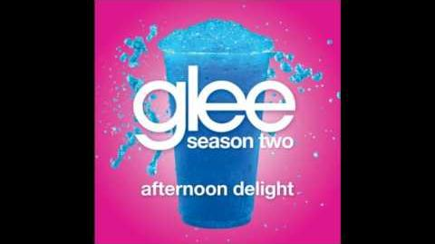 Afternoon Delight - Glee (Audio)