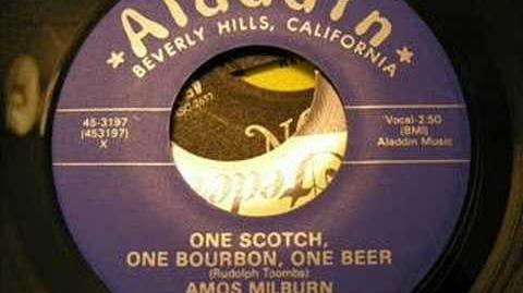 Amos milburn - one scotch one bourbon one beer