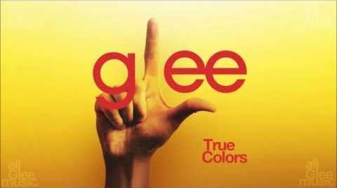 True Colors Glee HD FULL STUDIO