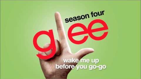 Wake Me Up Before You Go-Go - Glee HD Full Studio-3