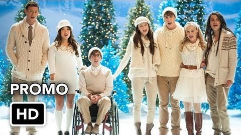 "Glee 4x10 Promo ""Glee, Actually"" (HD)-0"
