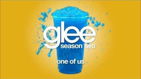 One Of Us Glee HD FULL STUDIO