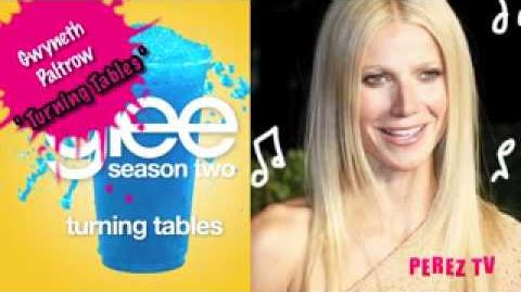 Turning Tables (Glee Cast Version) feat