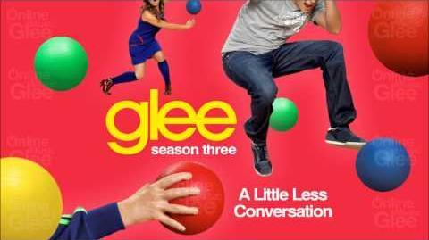 A Little Less Conversation - Glee HD Full Studio